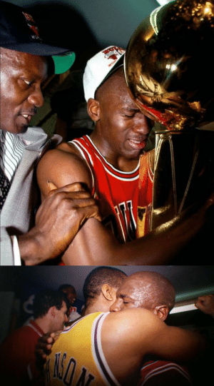 """""""No one can ever take this away from me. This has been a seven-year struggle for me. It should get rid of the stigma of being a one-man team.""""  29 years ago today, Michael Jordan & the Chicago Bulls won their 1st NBA Championship! https://t.co/XgrsPlbVfu: """"No one can ever take this away from me. This has been a seven-year struggle for me. It should get rid of the stigma of being a one-man team.""""  29 years ago today, Michael Jordan & the Chicago Bulls won their 1st NBA Championship! https://t.co/XgrsPlbVfu"""