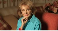 """Memes, Today, and Never: """"Show me someone who never gossips, and I will show you someone who is not interested in people.""""—Barbara Walters, who turns 87 today"""