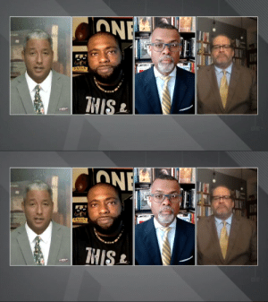 """""""That is a paradigm shift that I hope will continue.""""   @wyche89, @BrianBanksFREE, @esglaude, and @MichaelEDyson discuss the league's response to last week's player video. https://t.co/aQSSVAO1ks: """"That is a paradigm shift that I hope will continue.""""   @wyche89, @BrianBanksFREE, @esglaude, and @MichaelEDyson discuss the league's response to last week's player video. https://t.co/aQSSVAO1ks"""