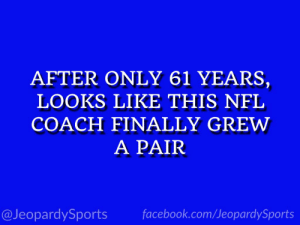 """""""Who is: Andy Reid?"""" #JeopardySports #SuperBowl https://t.co/jCdHy15FZE: """"Who is: Andy Reid?"""" #JeopardySports #SuperBowl https://t.co/jCdHy15FZE"""