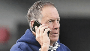 """""""Yeah, it's Belichick. It's time. Make the call."""" https://t.co/98MSimbZk5: """"Yeah, it's Belichick. It's time. Make the call."""" https://t.co/98MSimbZk5"""