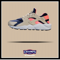 Memes, Lookout, and 🤖: ◇べ,'.  CHAMPS  SPORTS.  WE KNOW GAME. Newness for @champssports.womens! Lookout for this Nike Huarache - now available. WeKnowGame