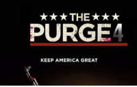 America, Memes, and The Purge: ★★★THE★★★  PURGE!  KEEP AMERICA GREAT BREAKING: The Purge 4 is coming on July 4, 2018. More details -> http://bloody-disgusting.com/movie/3424960/will-purge-2018/