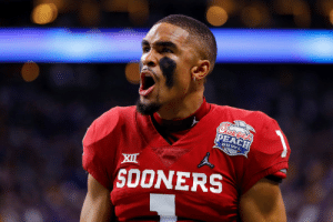 ✅ @AlabamaFTBL ✅ @OU_Football  Jalen Hurts is ready to make his mark with the @Eagles.  📝: https://t.co/GIkPzhVyCv   @JalenHurts | #NFLDraft https://t.co/gOVNBdzpNC: ✅ @AlabamaFTBL ✅ @OU_Football  Jalen Hurts is ready to make his mark with the @Eagles.  📝: https://t.co/GIkPzhVyCv   @JalenHurts | #NFLDraft https://t.co/gOVNBdzpNC