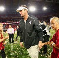 "After winning a National Championship last night, the Alabama team buses forgot Lane Kiffin and left him at the stadium. 😂😂😂: .*、 "" 、 4ゲ?'--A  ◆1  ,2妪 After winning a National Championship last night, the Alabama team buses forgot Lane Kiffin and left him at the stadium. 😂😂😂"