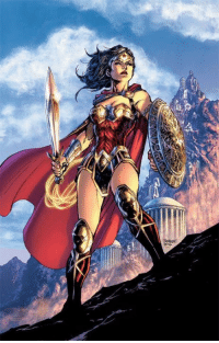 Wonder Woman by Jim Lee  #DCComics #WonderWoman #JimLee #Art: そ Wonder Woman by Jim Lee  #DCComics #WonderWoman #JimLee #Art