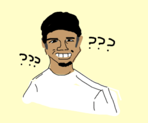 Confused Nick Young Meme drawing by TFRyuk - Drawception: つככ Confused Nick Young Meme drawing by TFRyuk - Drawception