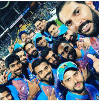 Yuvraj Singh clicks selfie with Team India after T-20 Series Victory 😍😍  HIT MAXIMUM LIKES ❤: つ Yuvraj Singh clicks selfie with Team India after T-20 Series Victory 😍😍  HIT MAXIMUM LIKES ❤