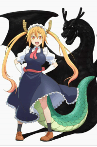 Dank, 🤖, and Cast: イ See the English cast list for Miss Kobayashi's Dragon Maid and more Winter 2017 SimulDubs here: http://funi.to/2iMsHPH