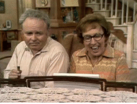Memes, 🤖, and All in the Family: ーーーーーーーーーーーーーゲ秒-e It was 46 years ago today when All in the Family premiered in 1971. Watch it weeknights at 6p ET on Antenna TV. What is your favorite episode of All in the Family?