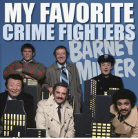 Catch the series finale episode of Barney Miller tonight at 10p ET, followed by the series premiere. Who is your favorite character on Barney Miller?: ーーー  ーーー  ーーー  Ill!  MY FAVORIT  CRIME FI Catch the series finale episode of Barney Miller tonight at 10p ET, followed by the series premiere. Who is your favorite character on Barney Miller?