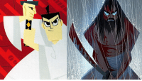 Memes, Samurai, and Indeed: ー It's crazy to think that a show that was once for kids 7 and up, will now be hosted on an adults only programming block, but it is indeed a welcomed change. The content in Samurai Jack has always been borderline PG-13 level violence. The robot gore was the only way they could get past the censors! But the beautiful art style, wonderfully crafted stories, and the interesting and diverse cast of characters, are also what made this show incredibly special.   Welcome back Jack. It's been far too long.  ~Matt