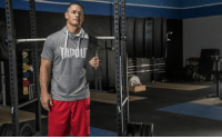 Dank, Ups, and Jcpenney: ー Never give up. TapouT WorldWide makes sure you never will.  The gear is now available at JCPenney.