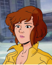 Memes, Deviantart, and April: 丿  ENZ Here's another chance for a lucky Looter to win a 1-month gift subscription for Loot Crate! Today's TriviaTuesday question is: In the ORIGINAL comics, who did April O'Neil work for? Comment with your answer below & we'll pick a winner on 1-19-17. Good luck! ❤️ (Art by theEyZmaster via theeyzmaster.deviantart.com) TMNT NinjaTurtles AprilOneil lootcrate origins