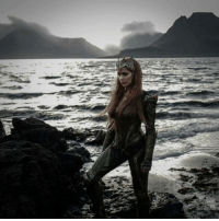 First Look at MERA from the JUSTICE LEAGUE Movie!: 产 First Look at MERA from the JUSTICE LEAGUE Movie!