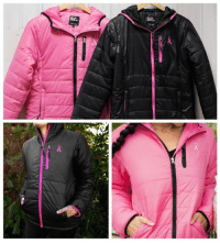 Dank, Breast Cancer, and Cancer: 佃/ Pink Ribbon Denali Insulated Jacket on SALE today at The Breast Cancer Site! Purchases fund research & care for women in need!  ★ORDER NOW★ http://po.st/wq8Uyu