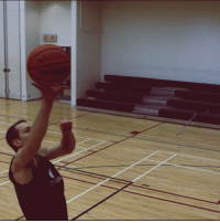 Dunk, Sports, and Slam Dunk: 函 @jordankilganon shows off dunks you won't see at the 2015 Slam Dunk Contest!