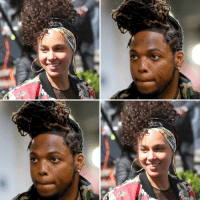 2015 Heisman winner Derrick Henry made a cameo at the National Championship game Monday night ... but that hair, tho. Who wore it better?! derrickhenry tmz aliciakeys tmzsports nationalchampionship heisman: 國 2015 Heisman winner Derrick Henry made a cameo at the National Championship game Monday night ... but that hair, tho. Who wore it better?! derrickhenry tmz aliciakeys tmzsports nationalchampionship heisman
