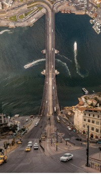 Inception style vertical panoramas done with a quadcopter.: 圖  Ilin  ii ii M ft  tt'l ii bl Inception style vertical panoramas done with a quadcopter.