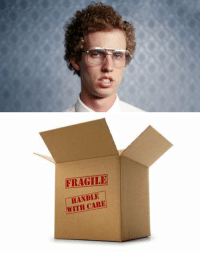 Memes, Napoleon Dynamite, and Rams: 幅   FRAGILE  WITH CARE Eagles agree to trade Napoleon Dynamite to Rams for a box marked fragile.