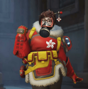 China, Blizzard, and Hong Kong: 沒有暴徒 Bois can we get Hong Kong Mei trending so blizzard gets banned in China