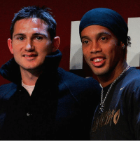 """Ronaldinho could do impossible things with the ball. I'd never seen a player like that. It was my early knockings in the UEFA Champions League and seeing him play was like, 'Wow, this player is from a different planet to the rest of us'.""  - Frank Lampard on Ronaldinho Gaúcho: 濔 ""Ronaldinho could do impossible things with the ball. I'd never seen a player like that. It was my early knockings in the UEFA Champions League and seeing him play was like, 'Wow, this player is from a different planet to the rest of us'.""  - Frank Lampard on Ronaldinho Gaúcho"