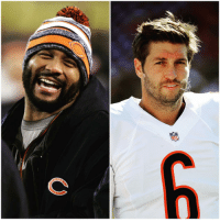 Former Chicago Bear Lance Briggs admits he's wanted to punch Jay Cutler before.: 竈  C Former Chicago Bear Lance Briggs admits he's wanted to punch Jay Cutler before.
