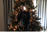 's cosplay  Tιмe: 11:24am-  date: December 24th-  ғandoм: Percy Jackson-  cнaracтer: Thalia Grace-  Tomorrow is Christmas- - Hello everyone! Merry Christmas Eve if you celebrate it! My next three 'cosplays' are Christmas Thalia because i'm sure she'd totally be in the Christmas spirit. -  character quote (none)   song of the day: We are the Champions (as chosen by my dad)    current read: Harry Potter and the Cursed Child & Harry Potter and the Goblet of Fire   current tv show: once upon a time, Star Trek, stranger things  - Comment🎄if you want to be tagged in my next post! - Comment a ✨if you read the entire thing! - lumosnightlock lumosnightlock12cosplaysofchristmas lumosnightlockpercy jackson percyjackson thaliagrace thaliagracecosplay: 籌  T 's cosplay  Tιмe: 11:24am-  date: December 24th-  ғandoм: Percy Jackson-  cнaracтer: Thalia Grace-  Tomorrow is Christmas- - Hello everyone! Merry Christmas Eve if you celebrate it! My next three 'cosplays' are Christmas Thalia because i'm sure she'd totally be in the Christmas spirit. -  character quote (none)   song of the day: We are the Champions (as chosen by my dad)    current read: Harry Potter and the Cursed Child & Harry Potter and the Goblet of Fire   current tv show: once upon a time, Star Trek, stranger things  - Comment🎄if you want to be tagged in my next post! - Comment a ✨if you read the entire thing! - lumosnightlock lumosnightlock12cosplaysofchristmas lumosnightlockpercy jackson percyjackson thaliagrace thaliagracecosplay