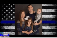 Memes, Domestic Violence, and Louisiana: 育實育  WI It is with very heavy hearts that Support Police Officers reports to you that Police Officer Michael Louviere of the Westwego Police Department, Louisiana, was shot and killed on 01/20/17. Officer Louviere was shot and killed while off duty when he stopped to assist at what he believed to be an accident scene at the intersection of Barataria Boulevard and Ames Boulevard. He was driving home at approximately 6:30 am, still in uniform, at the end of his shift when he encountered the crash scene. Unbeknownst to Officer Louviere, the crash was the result of a domestic violence incident. As Officer Louviere tended to an injured woman in one of the vehicles a male subject approached him from behind and shot him in the back of the head, killing him. The man then fatally shot the female before fleeing the scene. The subject who shot him remains at large. Officer Louviere was a U.S. Marine Corps veteran and had served with the Westwego Police Department for 18 months. He is survived by his wife, 4-year-old daughter, and 1-year-old son. Our thoughts and prayers go out to his family, both blood and blue. Officer Louviere, as you now patrol the streets of Heaven, may you continue your vigilant watch over your brothers and sisters in blue. We at America Going Blue thank you for your service and promise to NEVER forget you!