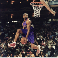 Dunk, Sports, and Slam Dunk: 葌 In honor of tonight's Slam Dunk Contest... NeverForget Vinsanity 🔥💯🔥