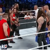 Seeing Kevin Owens and Bray Wyatt brawl in the Survivor Series match was great to see. A feud between those 2 would be awesome and very unique sinks they have really different characters and personalities. It's amazing and surreal that they're both World Champions right now.🙌🙌🙌: 馋  KO Seeing Kevin Owens and Bray Wyatt brawl in the Survivor Series match was great to see. A feud between those 2 would be awesome and very unique sinks they have really different characters and personalities. It's amazing and surreal that they're both World Champions right now.🙌🙌🙌