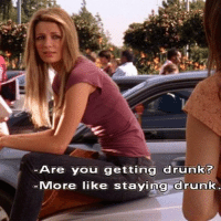 Marissa Cooper for the win! Don't forget to follow me on @claudwithnojob: Are you getting drunk  More like staying drunk Marissa Cooper for the win! Don't forget to follow me on @claudwithnojob
