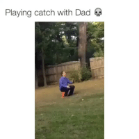 lmaooo 0-100 real quick😂😂-by: unknown-hoodclips: Playing catch with Dad lmaooo 0-100 real quick😂😂-by: unknown-hoodclips