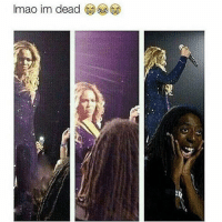 With one look Beyoncé turned this chick into a perfect hybrid of Lil Wayne and Beetlejuice (the Howard Stern one, not the movie) @shitheadsteve: lmao im dead With one look Beyoncé turned this chick into a perfect hybrid of Lil Wayne and Beetlejuice (the Howard Stern one, not the movie) @shitheadsteve