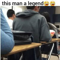 """Friends, Funny, and Girls: this man a legends """"Anal with my girl friend""""😂-By: 1-up-hoodclips"""