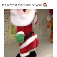 Shiiiit santa been doing squats at the gym, look at dat ass nohomo: It's almost that time of year Shiiiit santa been doing squats at the gym, look at dat ass nohomo