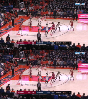 🥳 @kxng_alpha hosted a block party against Indiana  Watch the @IlliniMBB big man wreak havoc ⬇️ https://t.co/5MwzpZF9qw: 🥳 @kxng_alpha hosted a block party against Indiana  Watch the @IlliniMBB big man wreak havoc ⬇️ https://t.co/5MwzpZF9qw