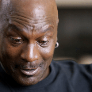 😂 Michael Jordan's reaction! #TheLastDance https://t.co/oq28M76jcQ: 😂 Michael Jordan's reaction! #TheLastDance https://t.co/oq28M76jcQ