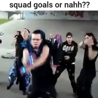 squad goals or nahh??  し Wtf clip of the day😁😁😁😁-By: Yologanprince-hoodclips