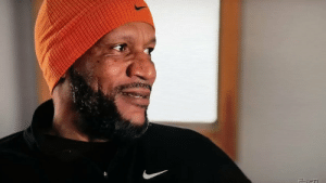 😂 Ron Harper when he was told Craig Ehlo was going to guard Jordan on the final shot.   https://t.co/y5Hz0dGK4c https://t.co/PQVqJ9s4um: 😂 Ron Harper when he was told Craig Ehlo was going to guard Jordan on the final shot.   https://t.co/y5Hz0dGK4c https://t.co/PQVqJ9s4um