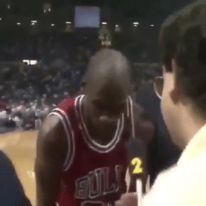 😂 The greatest Michael Jordan interview ever!   https://t.co/vr8oAn0ANC: 😂 The greatest Michael Jordan interview ever!   https://t.co/vr8oAn0ANC