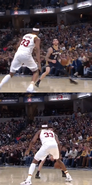👀 This move by Lonzo Ball!   15 PTS (7-12 FG) 7 AST, 5 REB  https://t.co/SJPHsO5ohQ: 👀 This move by Lonzo Ball!   15 PTS (7-12 FG) 7 AST, 5 REB  https://t.co/SJPHsO5ohQ