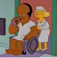 The Simpsons even predicted Vincent Kompany's injury...: 0  ノ The Simpsons even predicted Vincent Kompany's injury...
