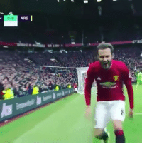 Goal to Man Utd, Juan Mata puts it in the back of the net assisted by Ander Herrera, Amazing. mata mufc ggmu: 0-0  ARS Goal to Man Utd, Juan Mata puts it in the back of the net assisted by Ander Herrera, Amazing. mata mufc ggmu