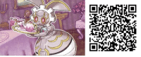 Dank, The Game, and Citi: 0,0 The Mythical Pokémon Magearna is now available for North American Pokémon Sun & Moon players. To get it, simply scan the QR code here into the QR Scanner in the game once you're Champion and it will allow for you to go to Hau'oli City's Mall to collect Magearna. This can only be scanned once per game. How will you run Magearna? What are your thoughts on its capabilities? http://www.serebii.net/index2.shtml