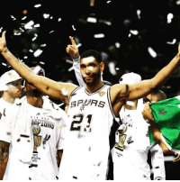 Tim Duncan back-The Big Fundamental says he's returning to the @spurs next season 🏀: 0 1 4 N BA  GO  PURS  GO  RS  J  Rs Tim Duncan back-The Big Fundamental says he's returning to the @spurs next season 🏀