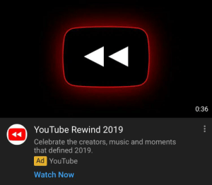 Lol, Music, and youtube.com: 0:36  YouTube Rewind 2019  Celebrate the creators, music and moments  that defined 2019.  Ad YouTube  Watch Now Lol, they be trying