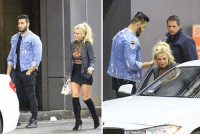 Britney Spears, Memes, and 🤖: 0 Britney Spears has herself a guy who's not just easy on the eyes ... he's a gentlemen too. TMZ britneyspears @britneyspears