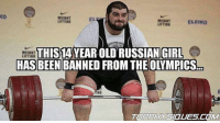 This innocent Russian girl got banned unfairly and we must raise awareness!!: 0  ELEIKO  THIS 1A  YEAR OLD RUSSIAN GIRL  HAS BEEN This innocent Russian girl got banned unfairly and we must raise awareness!!