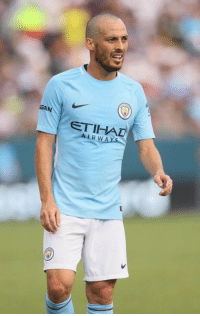 "Soccer, Say No More, and David Silva: 0  ETIHAD  SAN  R WAYS Pep Guardiola [to David Silva]: ""I want you to be more like me out there on the pitch""  Silva: ""Say no more"" https://t.co/IP4CBap29u"